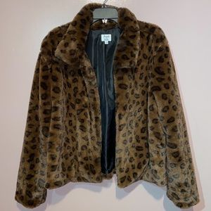 Super chic fur coat